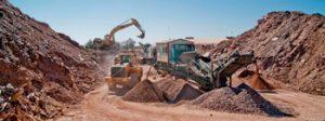 Excavaciones en Madrid