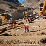 excavación de un terreno
