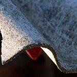 manipulación de amianto