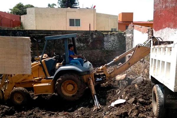 prevención de riesgos en la demolición de edificios