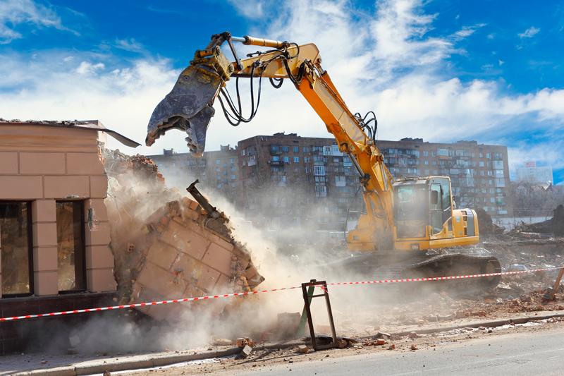 empresa de demoliciones