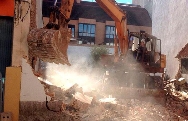 fases demolición