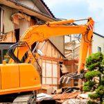 antes de realizar una demolición