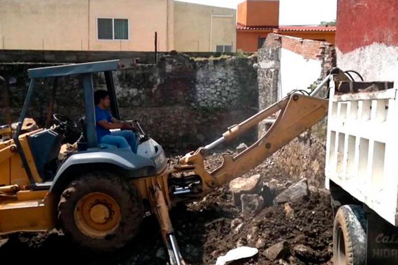 clase de excavaciones